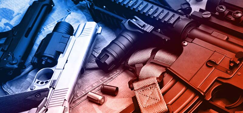 Riverside Weapons Charges Attorney