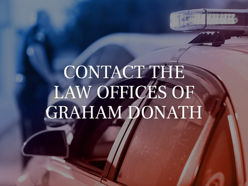Contact The Law Offices of Graham Donath