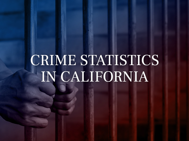 California Crime Statistics