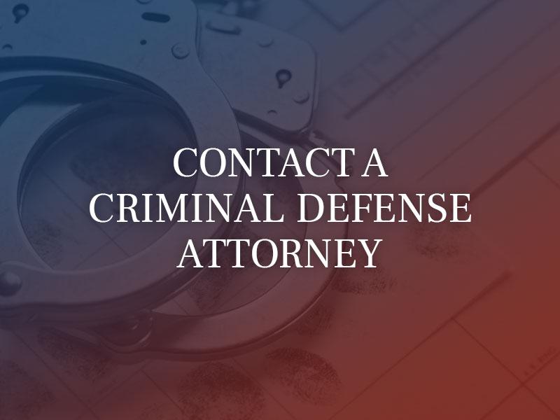 Ontario Criminal Defense Lawyer