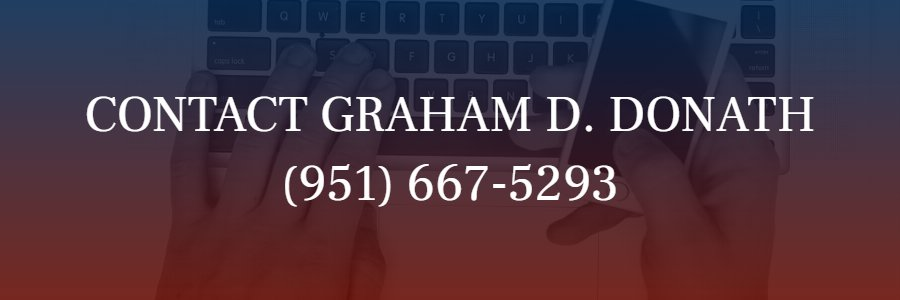 Contact the Law Offices of Graham Donathh