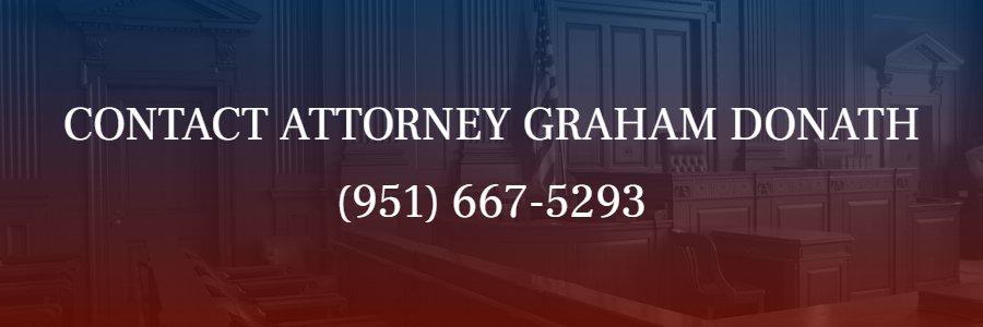 Contact attorney Graham Donath