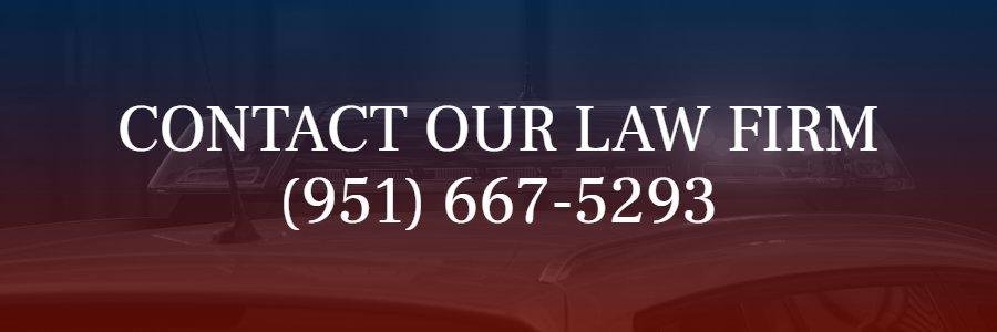 criminal defense lawyer in Rancho Cucamonga